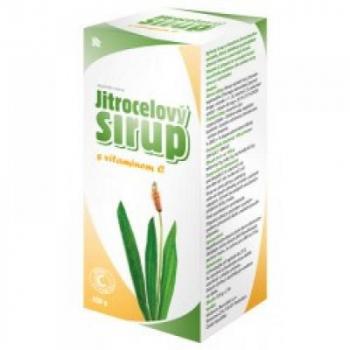HERBACOS Jitrocelový SIRUP s vitamínem C 320 g