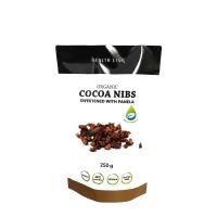 HEALTH LINK Kakaové drcené boby slazené panelou BIO 250 g
