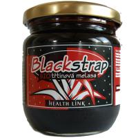 HEALTH LINK Třtinová melasa Blackstrap BIO 360 ml