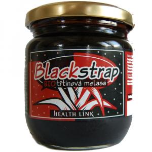 HEALTH LINK Melasa třtinová Blackstrap 504 g BIO