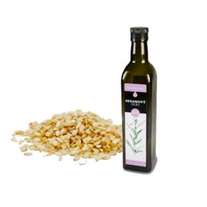 HEALTH LINK Sezamový olej 500 ml BIO