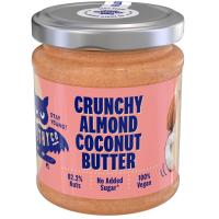 HEALTHYCO Mandlové máslo s kokosem křupavé 180 g