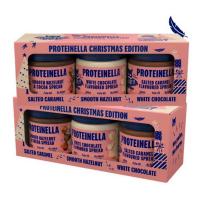 HEALTHYCO Vánoční box proteinella 3 x 200 g