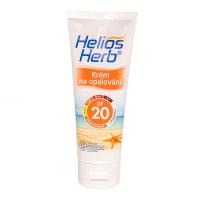 HELIOS Herb Krém na opalování OF 20 75 ml
