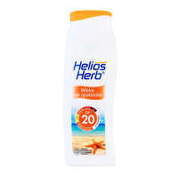 HELIOS Herb Mléko na opalování 200 ml OF 20