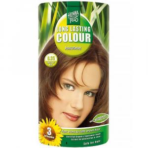 HENNA PLUS Přírodní barva na vlasy OŘÍŠKOVÁ 6.35 100 ml