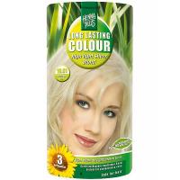 HENNA PLUS Přírodní barva na vlasy STŘÍBRNÁ BLOND 10.01 100 ml