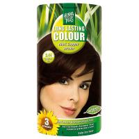 HENNA PLUS Přírodní barva na vlasy TMAVĚ MĚDĚNÁ HNĚDÁ 3.44 100 ml