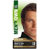 HENNA PLUS Přírodní barva pro muže TMAVÁ BLOND 80 ml