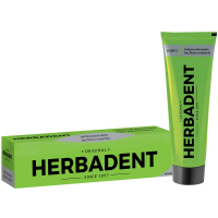 HERBADENT Original Homeo Bylinná zubní pasta s Ženšenem 100 g