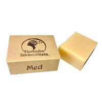 HERBALKA šamponové mýdlo zdravovláska med 105 g