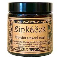 HERBALKA zinkáček přírodní zinková mast 100 ml