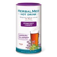 HERBALMED Dr.Weiss Hot drink dýchací cesty + vitamin C 180 g