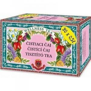 HERBEX Čaj čisticí-ledvinový 20x3g