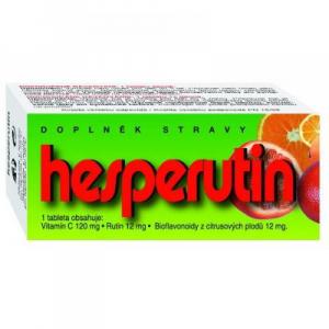 NATURVITA Hesperutin + vitamín C + bioflavonoid 60 tablet