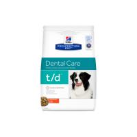 HILL'S Prescription Diet™ t/d™ Canine Chicken granule 3 kg