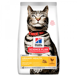HILL'S Fel. Dry SP Adult Urinary Health Chicken 1,5kg