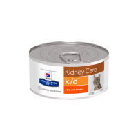Hill's Prescription Diet™ k/d™ Feline Chicken konzerva 156 g