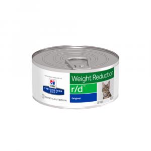 HILL'S Prescription Diet™ r/d™ Feline Original konzerva 156 g