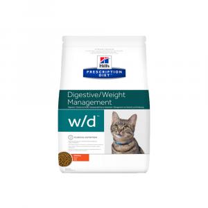 HILL'S Prescription Diet™ w/d™ Feline granule 1,5 kg