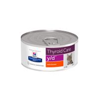 Hill's Prescription Diet™ y/d™ Feline konzerva 156 g