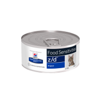 Hill's Prescription Diet™ z/d™ Feline konzerva 156 g