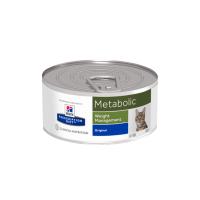 Hill's Prescription Diet™ Metabolic Feline konzerva 156 g