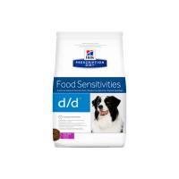 HILL'S Prescription Diet™ d/d™ Kachna a rýže granule 2 kg