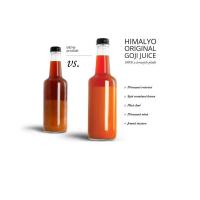 HIMALYO Goji juice 750 ml BIO