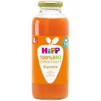 HIPP 100% BIO JUICE Karotková šťáva 330 ml