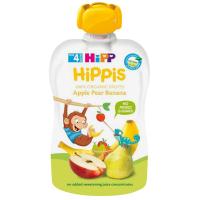 HiPP 100% ovoce Jablko-Hruška-Banán od 4.měsíce BIO 100 g