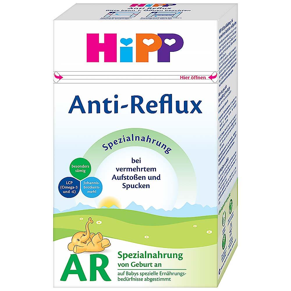 HiPP Anti-Reflux Speciální kojenecká výživa od narození 500 g