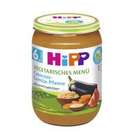 HiPP Baby BIO Kuskus se zeleninou 190 g