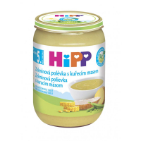 HiPP BIO Polévka Zeleninová s kuřecím 190 g