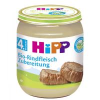 HiPP BIO Hovězí maso 125 g