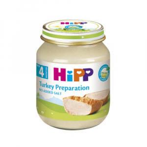 HiPP BIO Krůtí maso 125 g