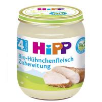 HiPP BIO Kuřecí maso 125 g