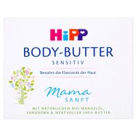 HiPP Mamasanft Sensitiv Tělové máslo 200 ml