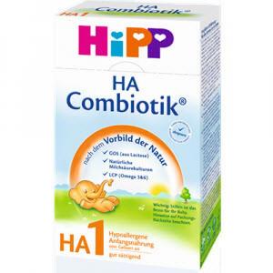 HiPP HA 1 Combiotik Počáteční kojenecká výživa 500 g