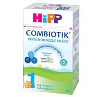 HiPP 1 BIO Combiotik Počáteční kojenecké mléko od 0 - 6 měsíců 500 g