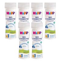 HiPP Combiotik 1 Tekuté počáteční mléko od narození BIO 6x 200 ml
