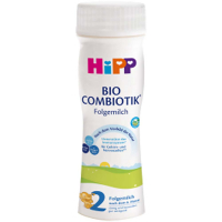 HiPP Combiotik 2 Tekuté pokračovací mléko od 6.měsíce BIO 200 ml