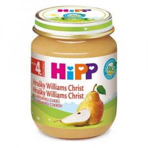 HiPP BIO 100% Hrušky Williams-Christ 125 g