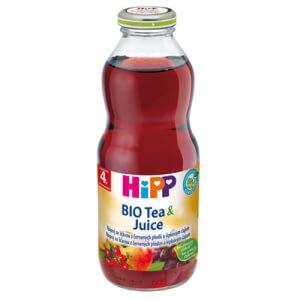 HiPP BIO Šťáva Červené plody se šípkovým čajem 500 ml