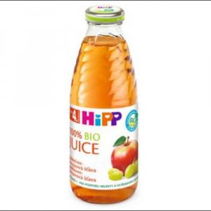 HiPP BIO Šťáva Jablečno-hroznová 200 ml