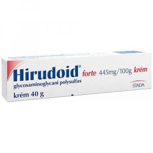 HIRUDOID Forte krém 40 g