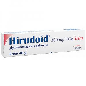HIRUDOID krém 40 g