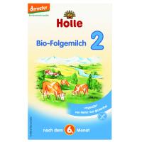 HOLLE Bio Baby 2 Pokračovací mléčná výživa od ukončeného 6.měsíce 600 g