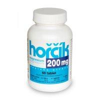 NATURVITA Hořčík 200 mg 60 tablet