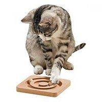KARLIE Hračka kočka interakt. hra Round about 19x19 1ks